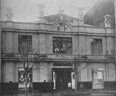 El Teatro Colón de Valparaíso
