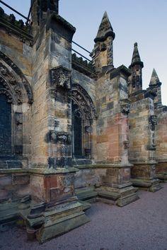 Rosslyn Chapel, Roslin, Midlothian, Scotland, | © Tom O'Connor 2012