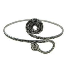 Brassard en argent sterling - Bracelet de bras serpent - Mode femme - Bijou fait main en Inde de ShalinIndia, http://www.amazon.fr/gp/product/B005LTJPUG/ref=cm_sw_r_pi_alp_Eylfrb1P530ZN