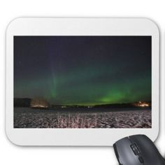 Northern Lights Mouse Pads