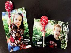 Valentine's Day Card- 20 Adorable DIY Valentine's Day Kids Crafts Toddler Valentine Crafts, Valentines For Kids, Toddler Crafts, Valentine Ideas, Valentine Cards, Valentine Photos, Homemade Valentines, Funny Valentine, Toddler Activities