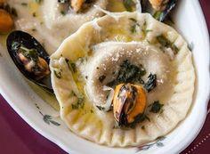 Denny Chef Blog: Parmigianetti al mare