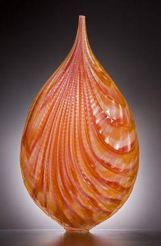 Seattle Sunset - Lino Tagliapietra | Glass Art | Pinterest