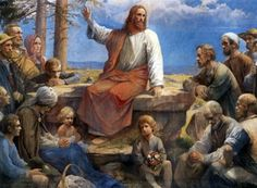 A Canadian Catholic: The Parables of Jesus: Serving God and Mammon Catholic Daily Reflections, Saint Catherine Of Alexandria, Parables Of Jesus, Jesus Teachings, Beatitudes, Light Of The World, The Kingdom Of God, Old Master, Religious Art