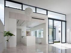 Una casa ganadora de estilo contemporáneo