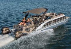 Bennington Q Model Pontoon Boat Party, Luxury Pontoon Boats, Deck Boats, Boat Names, Below Deck, Cool Boats, Super Yachts, Open Water, Guy Stuff