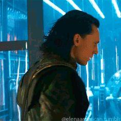 Loki (gif). Nice.:)
