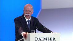 Dr. Dieter Zetsche | Hauptversammlung Daimler AG 2014