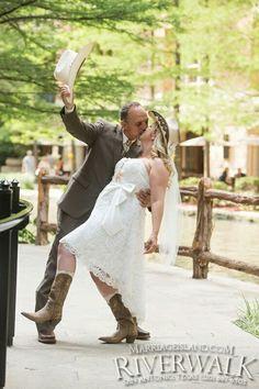From Europe to San Antonio Texas a Destination Wedding made in heaven. www.MarriageIsland.com  (210) 667-6503. All Inclusive San Antonio Riverwalk Weddings.