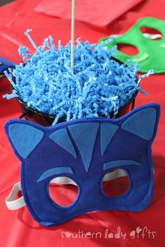 PJ Masks Birthday Party Ideas | Photo 2 of 11 | Catch My Party