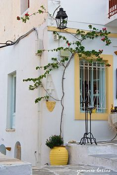 Paros, Greece, photo by Yannis Larios