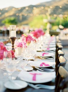Tables for a fiesta