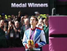 Guardian Bestpics: Andy Murray wins gold in Tennis after beating Roger Federer Men's final
