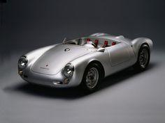 1950's Porsche 550