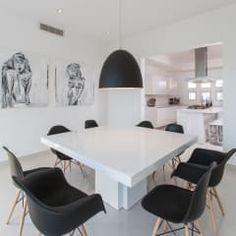 Salle à manger de style de style Minimaliste par Grupo Arsciniest