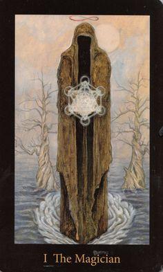 The Magician  Artist: Mary El Tarot