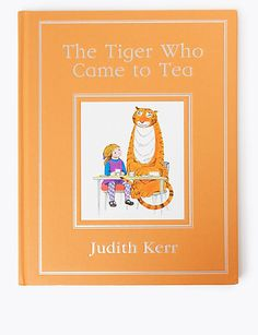 Buy the The Tiger Who Came To Tea Storybook from Marks and Spencer's range. Christmas Offers, Christmas Makes, Christmas And New Year, Winter Bedding, Flower Subscription, Alcohol Gifts, Wine Case, Experience Gifts