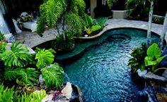 lagoon pool - Google Search