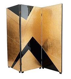 Folding Screen Jean Dunand