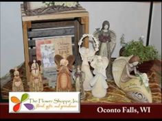 Oconto Falls Wisconsin's The Flower Shoppe On Our Story's The Celebrities