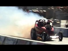 ▶ 2014 New England Hot Rod Reunion Mr. Boston AA/FA Nitro Fuel Altered Nostalgia Drag Racing - YouTube