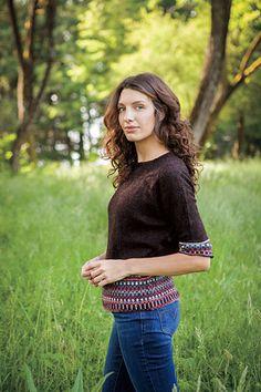 Stylized Sweater