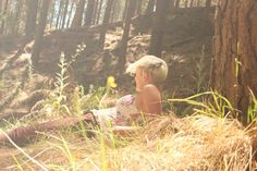 Polli | New Zealand Blogger. Personal photoshoot in the woods