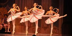 The Orlando Ballet presents classic ballet performances at the Bob Carr Performing Arts Center in Downtown Orlando.