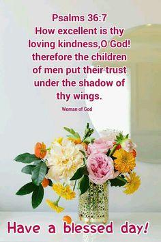 Psalms 36:7
