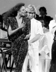 George Michael & Diana Ross