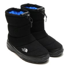 THE NORTH FACE × ATMOS LAB NUPTSE BOOTIE WP A BLACK