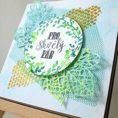 Gabi´s Creations: {GIFTS} Pro skvělý pár Cardmaking, Crocheting, Challenges, Scrapbook, Sewing, Blog, Cards, Gifts, Diy