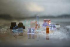 Dechem . glass town