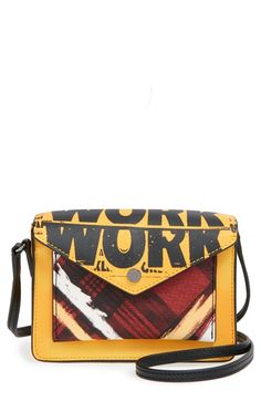 MARC BY MARC JACOBS 'Metropoli' Envelope Crossbody Bag available at #Nordstrom