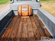 1951 Chevrolet Truck Bed
