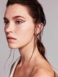 Remi Pyrdol Newest Beauty Editorial With Amalie Schmidt and Eliza Hartmann