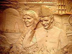Jinnah Mural - Islamabad, Pakistan