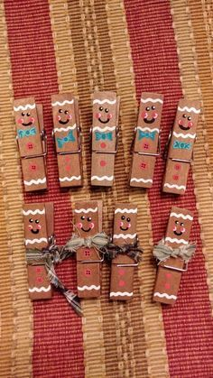 Christmas Craft Show, Christmas Crafts For Kids, Craft Stick Crafts, Christmas Projects, Holiday Crafts, Christmas Clothespin Crafts, Christmas Fair Ideas, Popsicle Stick Christmas Crafts, Christmas 2019