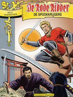 De rode ridder: 242. De spookkrijgers