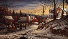 Coming Home - Terry Redlin - World-Wide-Art.com