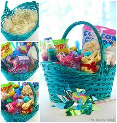 Kids Easter Basket Ideas with Cost Plus World Market - The Gunny Sack >> #WorldMarket Easter