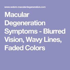 177 Best Macular Degeneration Images Healing A Relationship