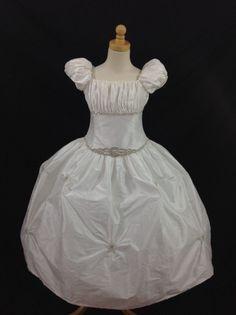 Communion dress - Christie Helene Couture - Chelsea - NEW 2015 - Beautiful Communion Dress For Girl - Girls Communion Dresses - First