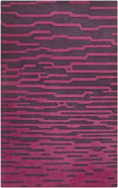 Vibrant and vivacious Harlequin Collection rug from Surya. (HQL-8008)