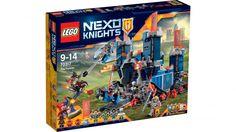 LEGO Nexo Knight Fortrex 70317