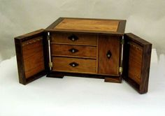 Image detail for -How to Build a Wooden Jewelry Box Free Woodworking Plans from Lee's ...