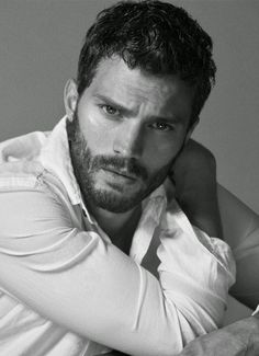 Jamie Dornan (1982) - Northern Irish actor, model and musician. Photo © Hunter and Gatti