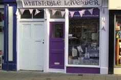 Whitstable Lavender, Whitstable, Kent, England - smells nice in here.