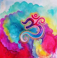 """""""Om is everything.  It is the source.  It is the vibration and consciousness of the entire Universe.""""  alliswellyoga.com"""