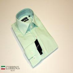 Mint Groene overhemd by Corrino